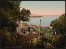 La gare ferroviaire Bordina A4 papier photo