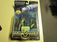Babylon 5 Ambassador She'lah With Collectors Patch New In Original Box