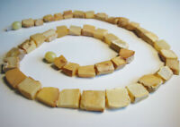 Raw Beautiful Genuine Yellow Baltic Amber Necklace  !!!