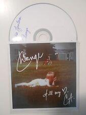 ★☆ CHRISTINA AGUILERA ★☆  CHANGE (RARE FRENCH CD PROMO)