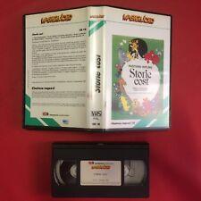 (VHS) Rudyard KIPLING - STORIE COSI' (1988) CR 18 Sampaolo Master Video Graber