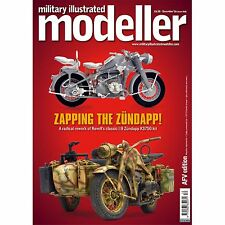 Military Illustrated Modeller December 2016 Issue 068 Zapping the Zundapp