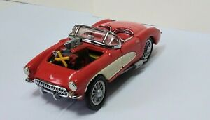 Mint one of one  Franklin Mint Chevy Corvette Gasser Special 1/43