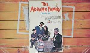 The Adams Family 1965 Filmways Cartoon Kit Colorforms Toy Vintage Set #1