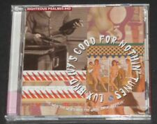LUX AND IVY'S good for nothin' tunes UK 2-CD new sealed THE KEYNOTES the cramps