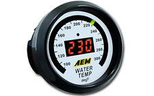 AEM #30-4402 DIGITAL DISPLAY WATER TEMP GAUGE 300F