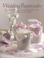 Wedding Papercrafts ,New! FREE SHIP! TABLE TOP,SHOWER CARDS,ALBUM,BRIDESMAID