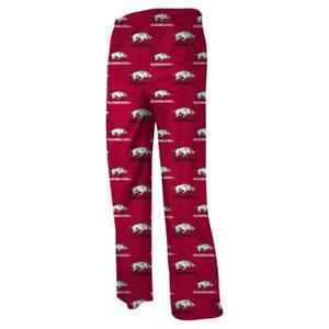 Boys 4-7 Arkansas Razorbacks Lounge Pants, Boy's, Size: M (5/6), Retail $26