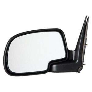 GM1320208 Replacement Mirror for 1992-2006 Chevrolet Suburban Driver Side Manual