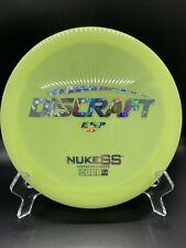 New Discraft Money Foil Nuke Ss I 173g-174g I Disc Golf I