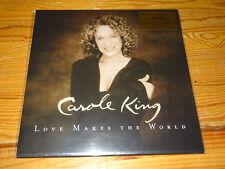 CAROLE KING - LOVE MAKES THE WORLD / 180g VINYL-LP 2017 OVP! SEALED!