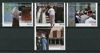 Portugal 2018 MNH Islamic Community in Lisbon 50 Yrs 4v Set Mosques Stamps