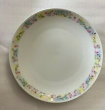 Rosenthale Selb Bavaria Decorative Floral Plate Artist Signed Collectable 6""