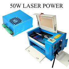 110-220V 50W Laser Spg.Versorgungsteil für Graveur Ausrüstung Stromversorgung