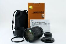 [MINT IN BOX] Nikon AF-S DX Nikkor 18-200mm f/3.5-5.6 G ED VR Lens from japan
