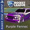 [PS4] Purple FENNEC Car Body [Rocket League] - Fast Delivery