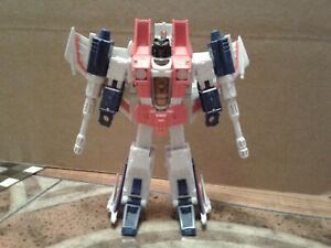 Transformers Universe Classics Starscream - Loose Complete
