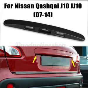 For Nissan Qashqai J10 2007-14 Rear Tailgate Boot Handle W/ No