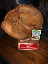 Vintage Baseball Glove Johnny Bench Cincinnati Reds