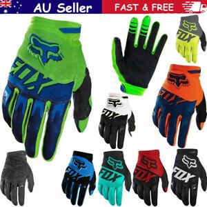 FOX Racing Dirtpaw Race Gloves - Motocross Dirtbike MX ATV Mens Bike Riding Gear
