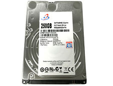 """New 250GB 8MB Cache SATA 3Gb/s 2.5"""" Internal Hard Drive for Laptop, Macbook, PS3"""