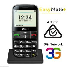 Olitech Easy Mate+ Senior Mobile Phone Big Button SOS 3G ELDERLY PHONE