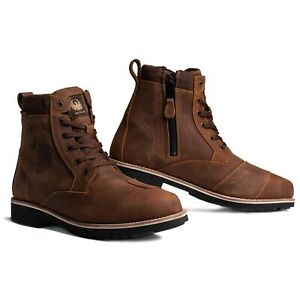 MERLIN ETHER WATERPROOF BOOTS - BROWN - ALL SIZES