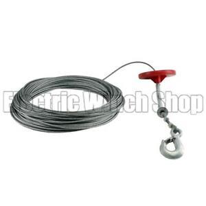 Warrior 800kg Scaffold Hoist - Replacement Steel Rope