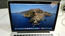 "Apple MacBook Pro A1502 13"" Core i5 2.6Ghz. 8GB 120GB SSD 2014 CATALINA B/C"