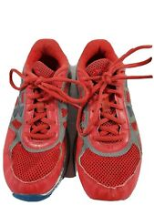 Under Armour Athletic Running Sneakers Size 5 red/gray