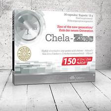 OLIMP   CHELA-CYNK ZINC 30 caps