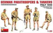 Parachutistes et tankistes Allemands Italie 1943 1/35 MiniArt