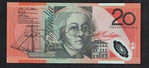 AUSTRALIA 20 DOLLARS 2008 UNC
