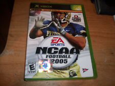 NCAA Football 2005 (Microsoft Xbox Game, 2004) EA Sports NEW