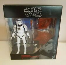 Star Wars Black Series Stormtrooper With Blaster Accessories (Hasbro, 2017)