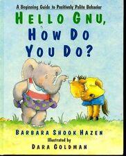 Hello Gnu, How Do You Do?