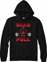 Deadpool Hoodie,Dead Pull Spoof,Marvel Comics Adult and kids Sizes