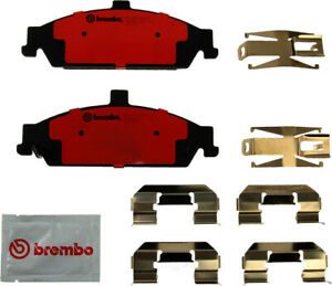 Disc Brake Pad Set-Brembo Front WD Express 520 07270 253