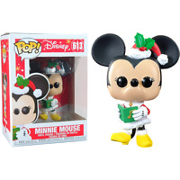 Mickey Mouse - Minnie Mouse Holiday #613 Pop! Vinyl