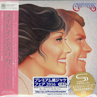 CARPENTERS-MADE IN AMERICA-JAPAN MINI LP SHM-CD Ltd/Ed G00