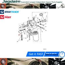 New Jaguar XJS Series 3 S3 Oil Vent Pipe C37874