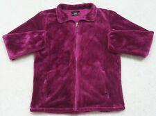 Girls Jacket Coat 32 Degrees Heat Size Large 14/16 Polyester Burgundy Red Maroon