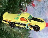 Spongebob Squarepants Plankton Circle Trucker Car 1/64 Christmas Tree Ornament