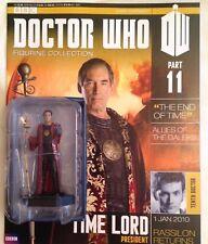 EAGLEMOSS Dr Who Figurine Collection Issue 11 Seigneur du Temps