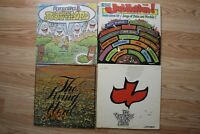 4 LP Record Lot. Christian Faith Worship Mix. Rejoice in the lord, Jubilation +