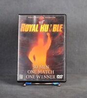 WWF - Royal Rumble 2002 (DVD, 2002)