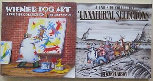 Wiener Dog Art  and Unnatural Selections. Gary Larson A Far Side Collection