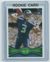 Russell Wilson 2012 Topps Rookie CARD RC #165 ~ Seattle SEAHAWKS!