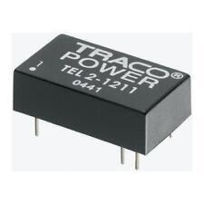 1 x tracopower, CAT 3.3v DC isolato CONVERTITORE CC-CC TEL 2-1210, Vin 9-18v DC