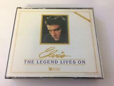 ELVIS THE LEGEND LIVES ON - READERS DIGEST - CD